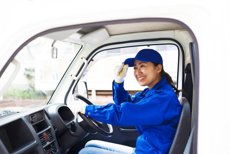 運送ドライバーの仕事の魅力とは? 生活の様子や賃金を知ろう!